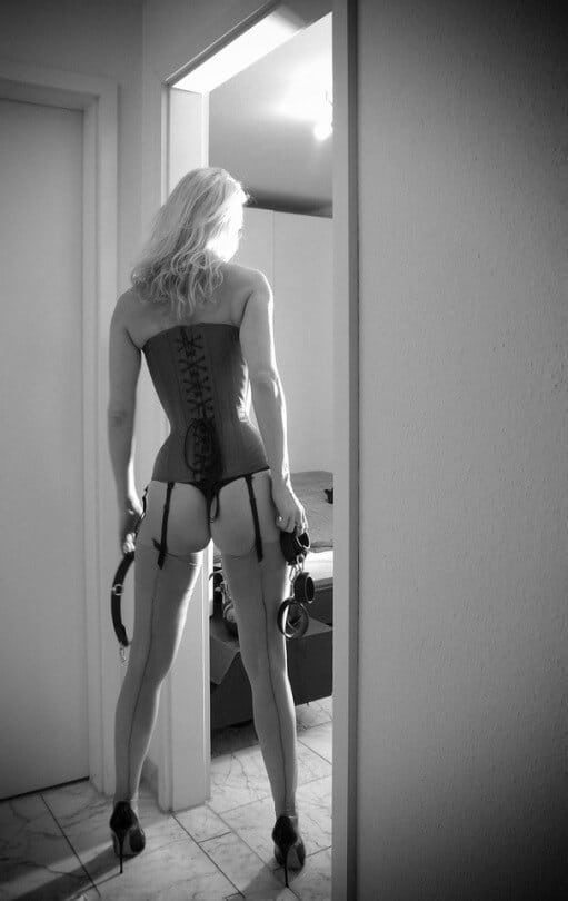 mistress from the back